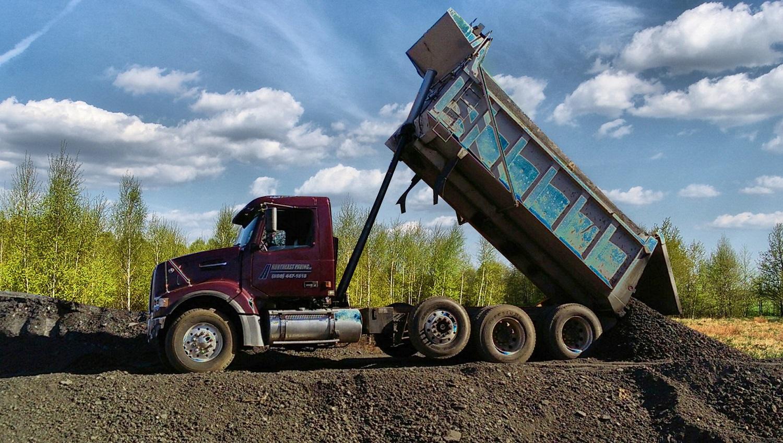 bay area dump trucking