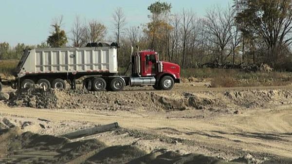 dump trucking san francisco