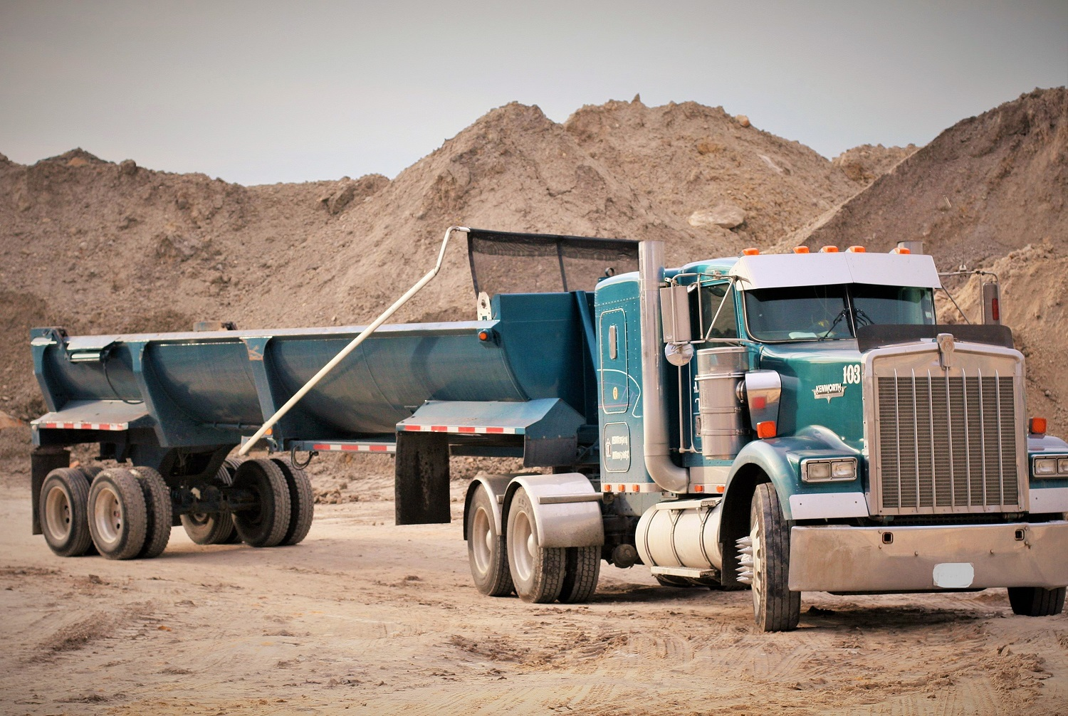 Oakland Sand and Gravel Delivery