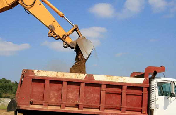 San Jose cheap dirt removal