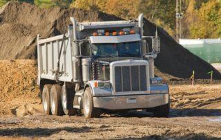 San Jose Dump Trucking Services