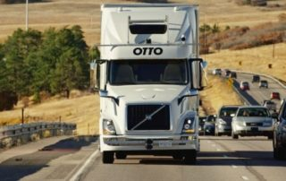 Self Driving Truck