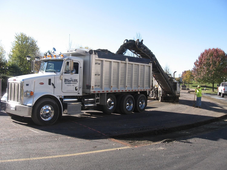 dump truck companies