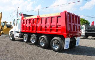 dump truck hauling service