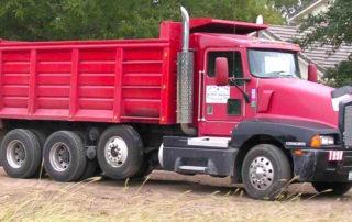 dump truck services near me