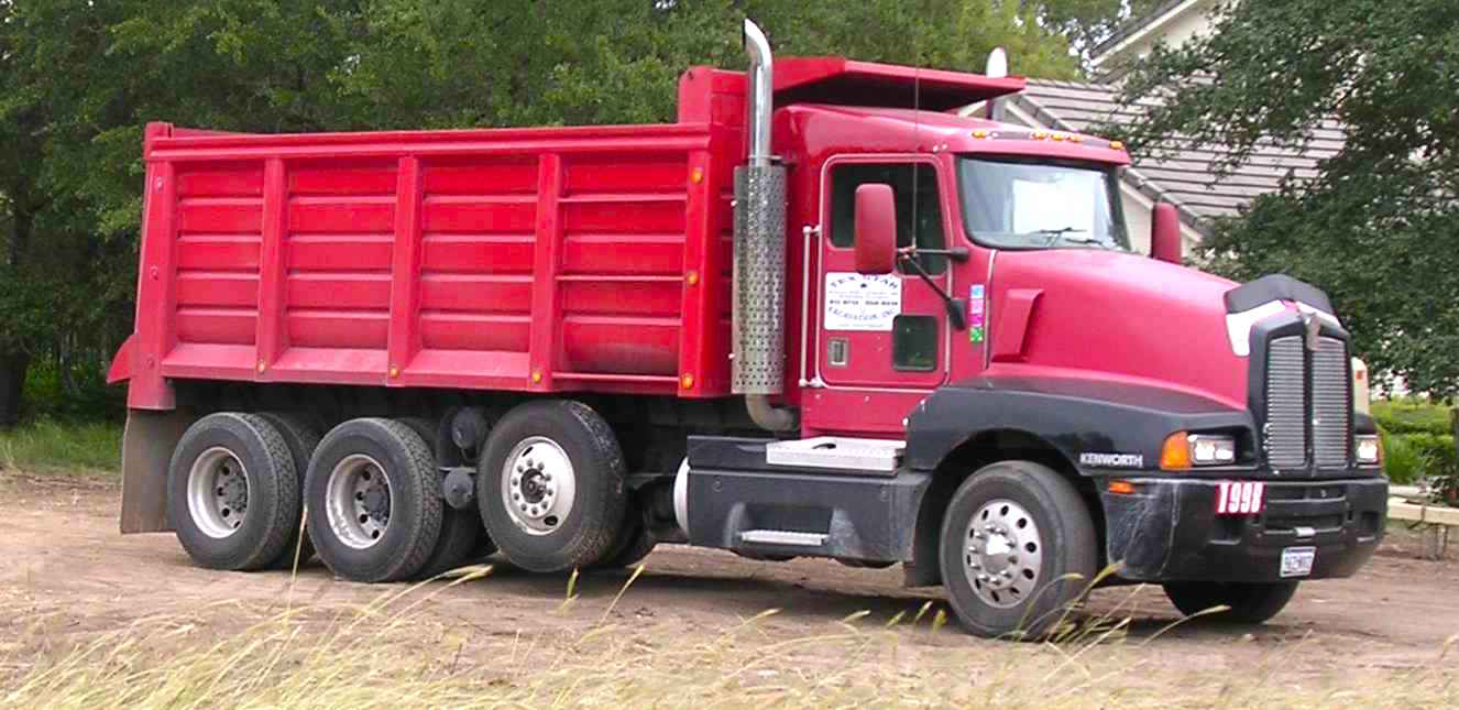 What Are The Dump Truck Services Near Me? - Ethan Logistics